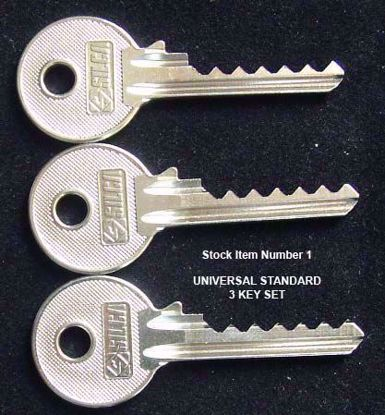 Picture of Bump Keys